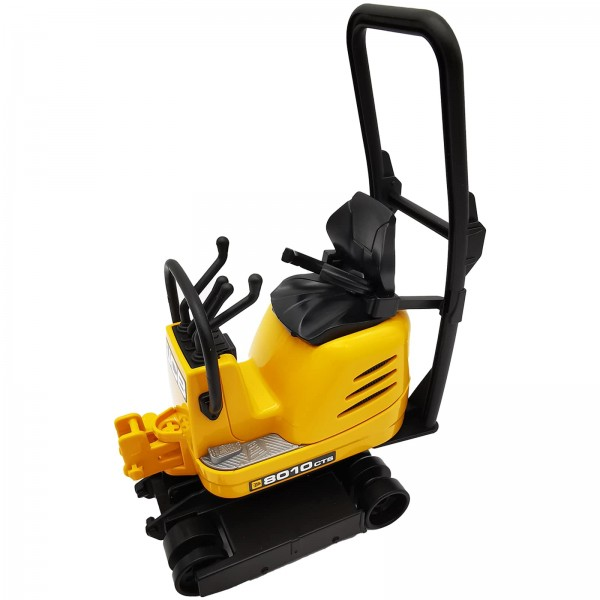 Bruder® JCB Mikrobagger 8010 CTS Chassis