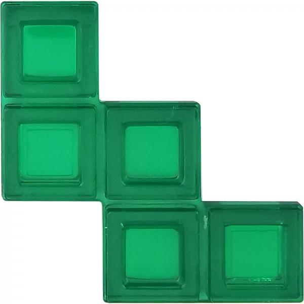 Blokus® Plättchen grün Variante 21
