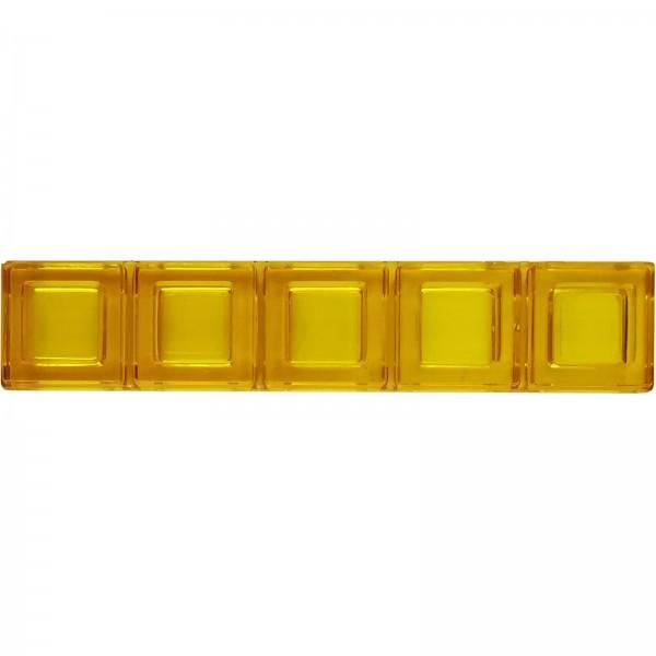 Blokus® Plättchen gelb Variante 5
