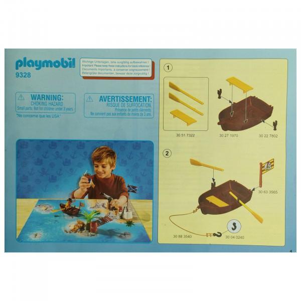 PLAYMOBIL® Anleitung 30801885