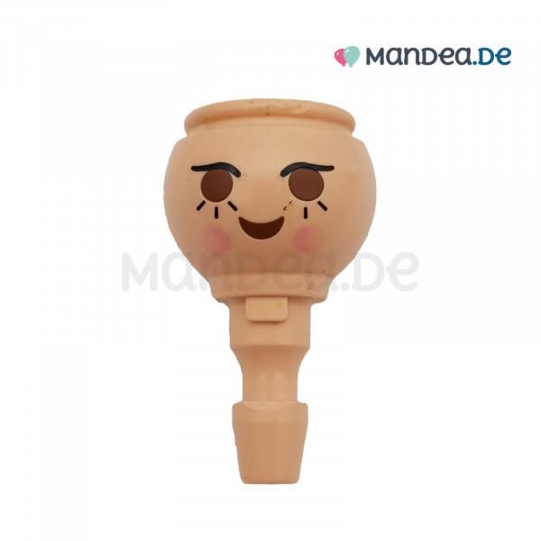 PLAYMOBIL® Figur Kopf - Weiblich lächelnd