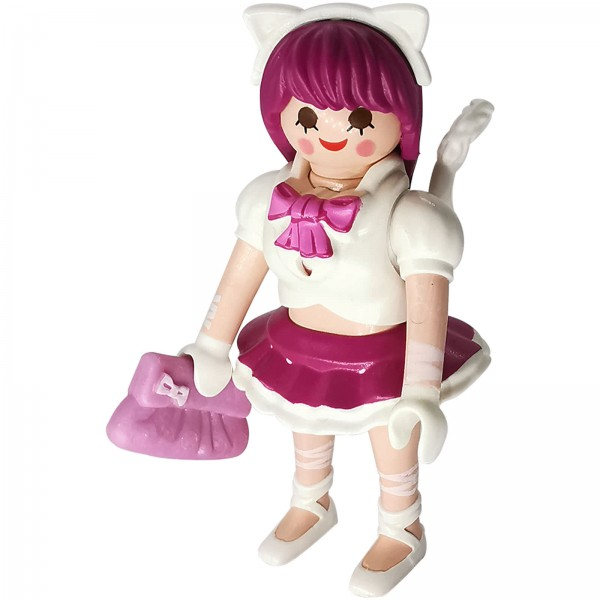 PLAYMOBIL® Figures Serie 17 Frau im Katzenkostüm k70243h