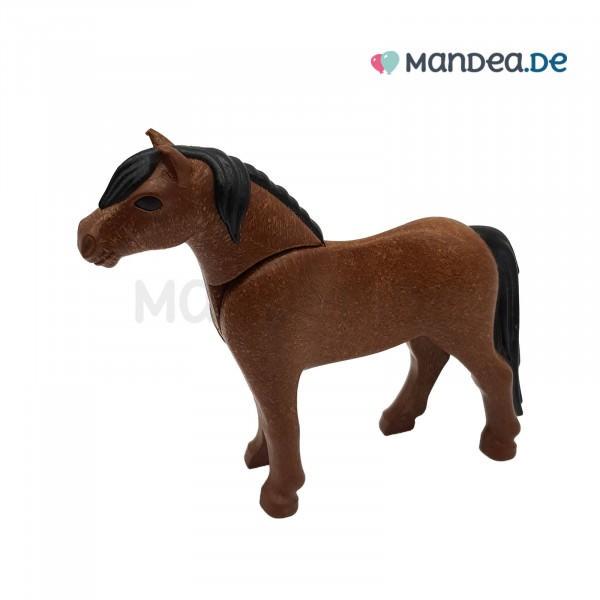 PLAYMOBIL® Pony dunkelbraun 30655840