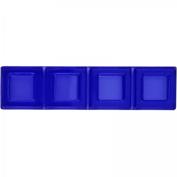 Blokus® Plättchen blau Variante 4