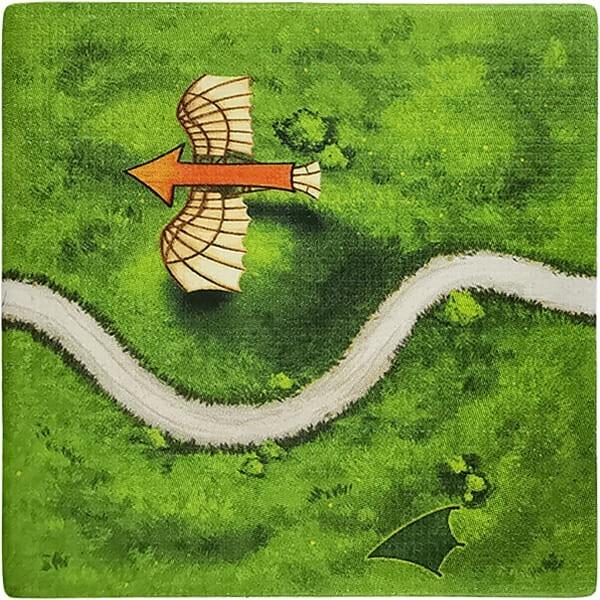 Carcassonne - Die Fluggeräte FlugB