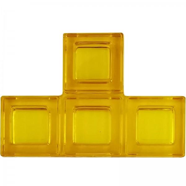 Blokus® Plättchen gelb Variante 10