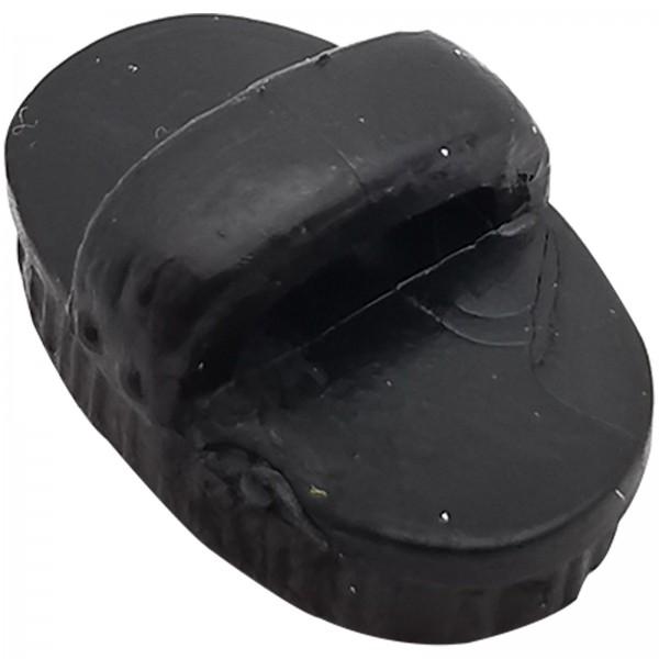 Schleich® Pferdebürste schwarz