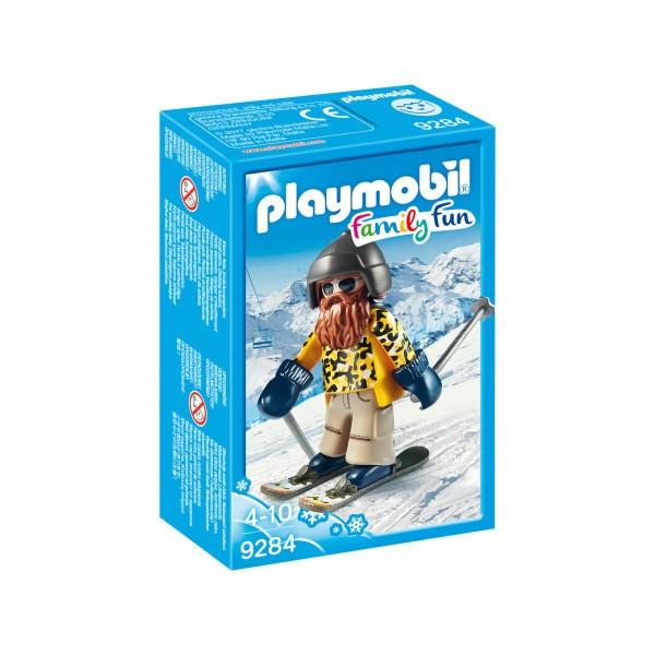 PLAYMOBIL® 9284 Skifahrer mit Snowblades