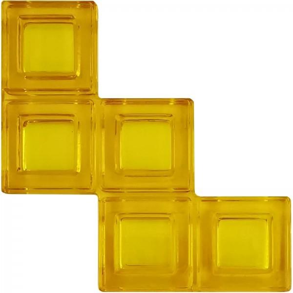 Blokus® Plättchen gelb Variante 21