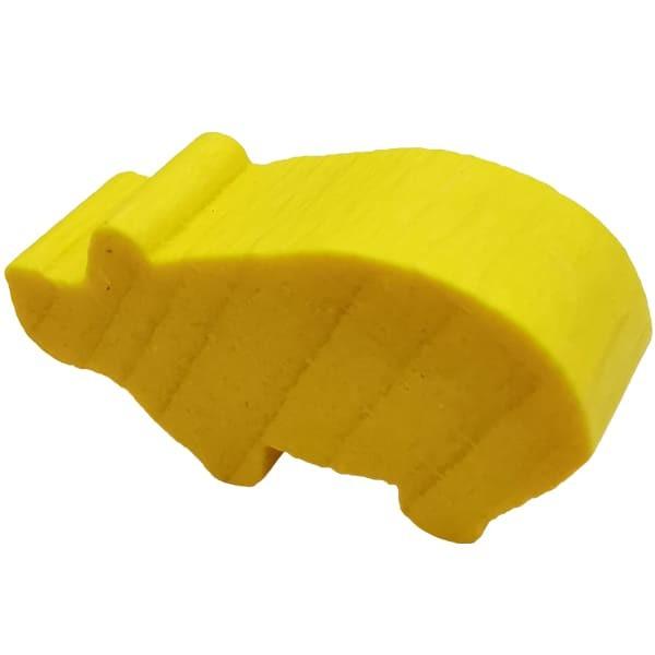 Carcassonne - Schwein Figur gelb